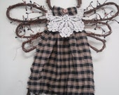 18 inch Grapevine Angel
