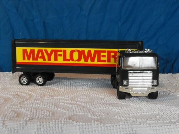 Vintage 70s or 80s Ertl Mayflower Truck