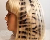 Animal Print Hair Extension 14in.