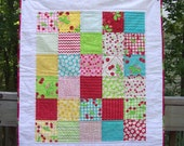 Oh Cherry Oh Quilt