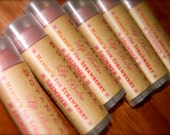 Natural Gluten Free - Mango'd For Strawberry Shimmer Lip Balm