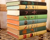Delightful 1960's Children's Book Collection Set of 6