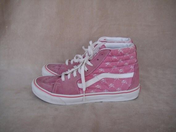 Vintage Pink Sneakers size EUR 41