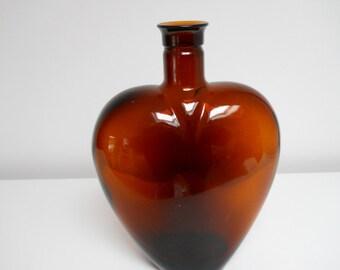 Paul Masson Heart Wine Bottle