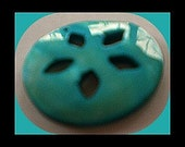 IOTD - Reserved for 2nd Chance BNS Team - Turquoise Mother of Pearl Shell Pendant