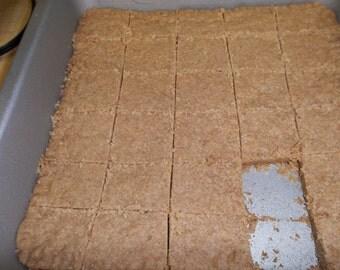 Queen Mary's Organic Scottish Spelt Shortbread Cookies-