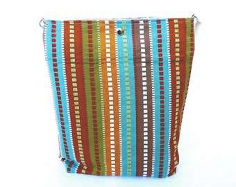 SPECIAL PRICE for limited time 19 dollars Woman tote Bag  -Tile-
