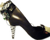 Cell Phone Parts Technology Statement Heels