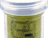 Wow Embossing Powders Suzy West Pantry Collection - Olive