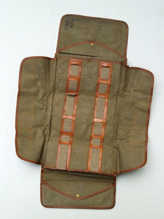WWII US Army Original Medic Operating Case Mt Healthy, OH
