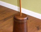 Home made Butter Churn display