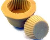 CUPCAKE Mold BOTTOM 3D Flexible Silicone Mold