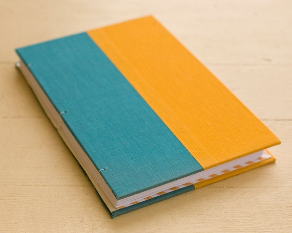 Color Blocked Journal
