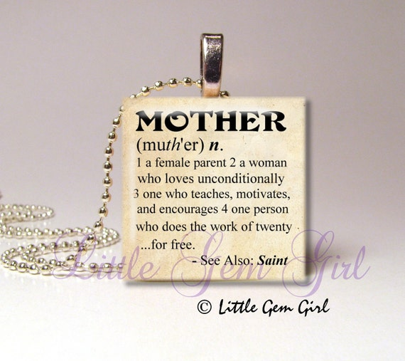 necklace charm dictionary definition by