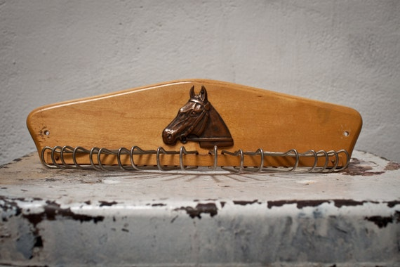 Horse Tie Rack Hanger Wall Hanging