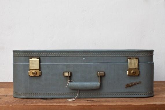 Lady Baltimore Suitcase Blue Travel