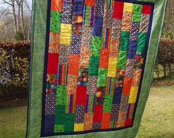 Crazy Path to the Moon, Quilt