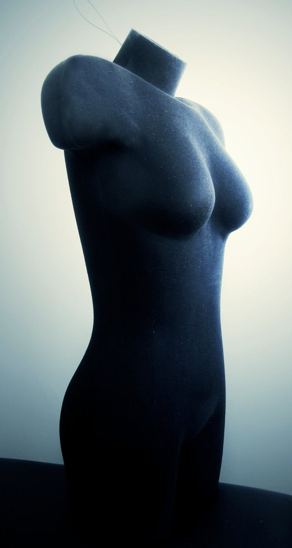 Headless Female Mannequin Display Torso