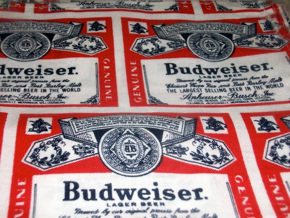 Vintage Budweiser Logo Promotional Giveaways Set Of Three Iop
