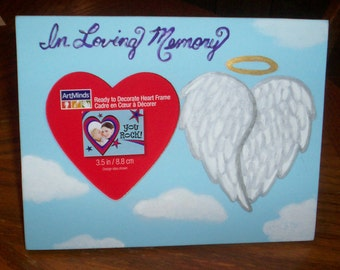 In Loving Memory Photo Frame