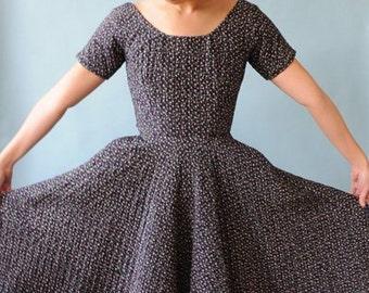 1950s Classic Dress