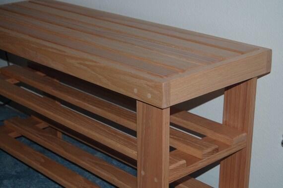 Wood Shoe Bench...  Shelf Organizer ....  Coffee Table...  Toy Storage