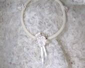Beaded Head Piece Crown
