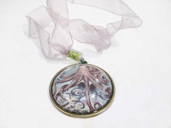 Octopus Choker Necklace