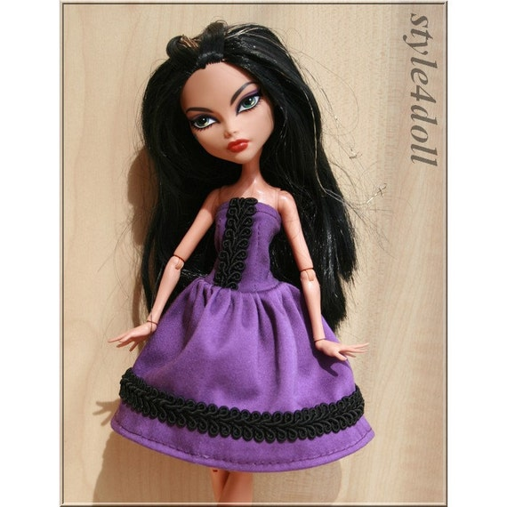 dress   for Monster High