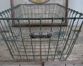 Vintage Wire Gym Basket by American Playground Device Co. 1950s