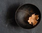 Black Bowl, Maple Leaf, 2007