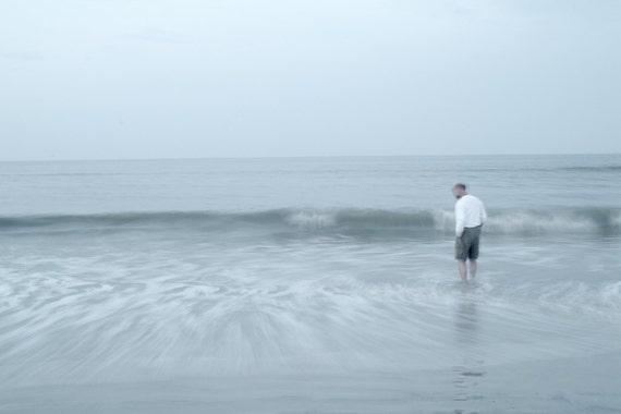 Atlantic Ocean, 8pm, Ponte Vedra, Florida
