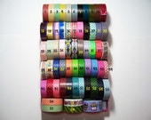 Free shipping with registered mail... washi tape New 60 yards 60 patterns