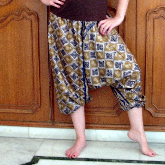 Harem Pants: Yoga Pants, Genie Pants, Hammer Pants, Aladdin Pants, Maternity Pants, Loose Pants