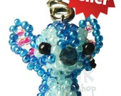 Japanese Bead Fantasy Stitch doll for phone charm,keychain,zipper pull, other decorations