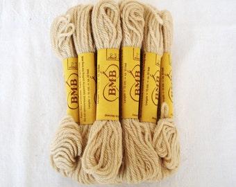 BMB Norwegian Tapestry Wool Natural Color 235.