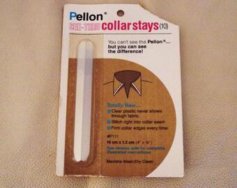 PELLON See-Thru Collar Stays(10).