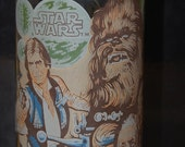 1977 Star Wars Chewbacca Burger King Glass BOGO Han Solo Obi-Wan Kenobi Luke Skywalker & R2-D2 25%off sale