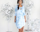 Cloud City  Mini Dress