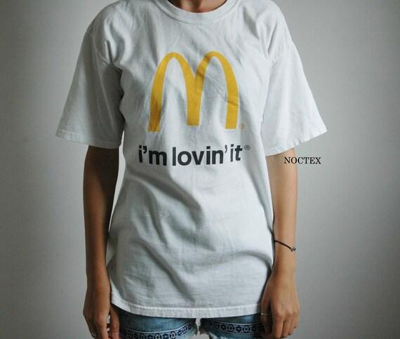 The McDonalds Tshirt