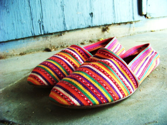Vintage South of The Border Summer Skimmer with Sonoran Fabric