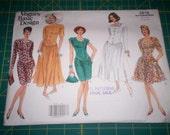 Vogue 2819: Basic Design Dress Pattern (Sz 14-16-18)