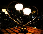 Heart bedroom lamp, Love Birds
