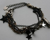 Layered Chain Bracelet/Anklet - Reclaimed