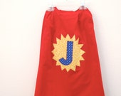 Superhero Cape - Customized for your Superkiddo.