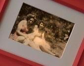 SALE Vintage Photo Light - Bathing Beauties