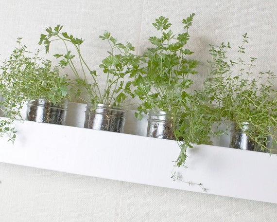 Wall Storage Box Organizer Shelf - Vertical Garden - Organizer - White - Set of 2 - 3001 Ways