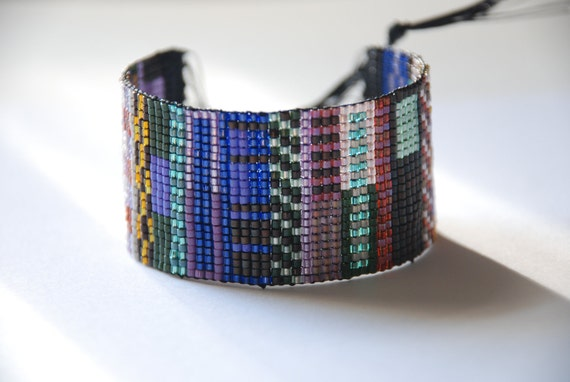 Hand Woven Beaded Friendship Bracelet