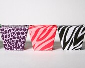 12 Adorable Animal Print Mini Chinese Takeout Favor Boxes with Free Shipping