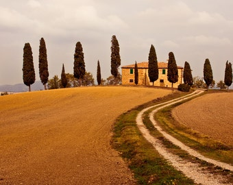 "Curves - 8x10"" fine art print of Italy"